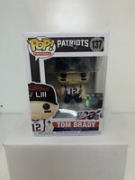 Funko Pop! NFL: Patriots - Tom Brady #137 w/ Protector MINT