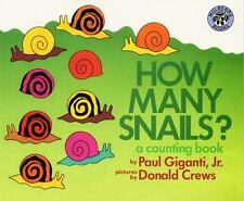 How Many Snails? by Paul Giganti (1988, Hardcover)