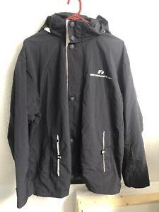 BMW Williams F1 Team Jacket With Hood Dark Blue XL