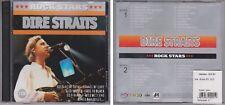 DIRE STRAITS Rock Stars 2003 Import 2 CD Set 32 Classic Hits 80s Anthology RARE