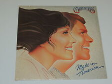 THE CARPENTERS made in america Lp RECORD