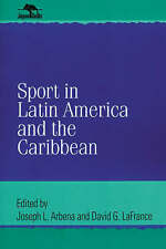 NEW Sport in Latin America and the Caribbean (Jaguar Books on Latin America)