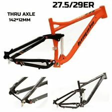 Bicycle Frame Full Suspension 29er 27.5er Aluminium Alloy Mountain Accessories