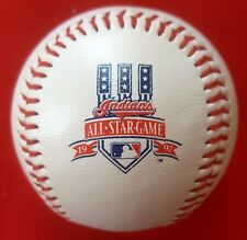 1997 MLB All-Star Game Commemorative Baseball JACOBS FIELD Cleveland, OH (B)