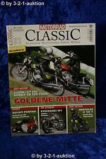 Motorrad Classic 6/09 Honda CB 500 Suzuki GT 550 Ducati