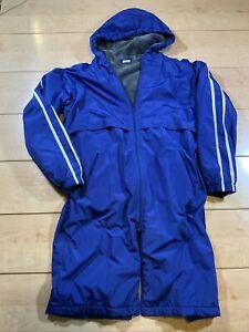 Tyr Swim Warm-up Jacket Podium Parka Sz S Nice Condition.