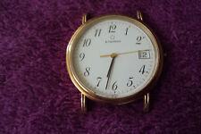 Armbanduhr von ETERNA; ohne Armband, läuft,aber Krone fehlt, Verkauf als defekt