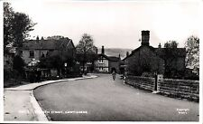 Cawthorne near Barnsley. Church Street # CWT 7 by Frith.