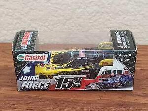 2011 John Force Castrol 15x Champion 1/64 NHRA Funny Car Action Diecast