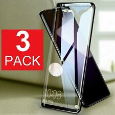 For Samsung Galaxy S8 S9 S10 Plus Note 8 9 Tempered Glass Screen Protector