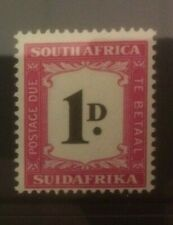 SOUTH AFRICA 1948-1949 POSTAGE DUE SGD35 MNH