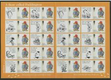 The 2006 Smilers Sheets Year Set Of 9 Sheets. Perfect Unfolded Mnh. Ls28 to Ls36