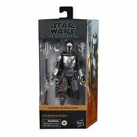 "The Mandalorian (Beskar Armor) Star Wars: The Black Series 6"" Figure (NEW!)"