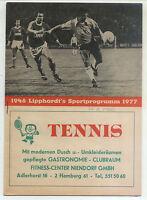 BL 77/78 Hamburger SV - Hertha BSC (Lipphardt's), 03.12.1977