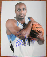 Anthony Tolliver Minnesota Timberwolves Signed 8x10 Photo W/ LOM COA (PH2822)