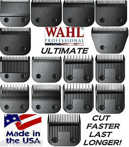 WAHL ULTIMATE COMPETITION SERIES Pet Grooming BLADE*Fit KM2 KM5 KM10 Clippers