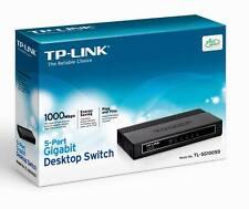 TP-LINK (TL-SG1005D) 5-Port Gigabit Ethernet Switch