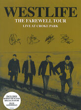 Westlife : The Farewell Tour - Live at Croke Park (DVD)