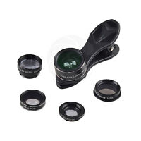 APL-DG5 Macro Lens Kit with variety of replaceable lenses fit Smart Phone
