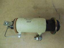 GENERAL ELECTRIC 104X123DA012 20 WATTS 40 OHMS RESISTOR NNB