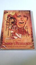"""DVD """"CRIMEN EN LA RESIDENCIA"""" PRECINTADA ANTONIO MARGHERITI MARK DAMON ELEONORA"""