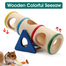 3 Tier Extra Large Wooden Hamster Mouse Gerbil Rodent Pet Cage