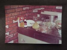 Messy Kitchen Sink & Counter With Cream Of Wheat Box Vtg 1976 Abstract Photo