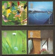 GB MNH STAMP SET 2000 People and Places Millennium SG 2148-2151 10% OFF FOR ANY