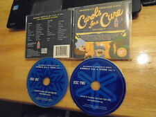RARE OOP Broadway Carols for a Cure 2x CD CHRISTMAS Mamma Mia WICKED Producers +