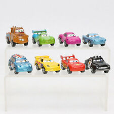 LOT DE 8 VOITURES CARS DISNEY FLASH MCQUEEN MARTIN
