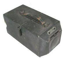 Vintage Graflex Finger Print Camera w/ View Hood. good condition