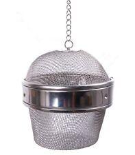 Metall Gewürzkugel Ø 9cm Teekugel Teesieb Gewürzfilter Gewürzsieb Teeei Sieb NEU
