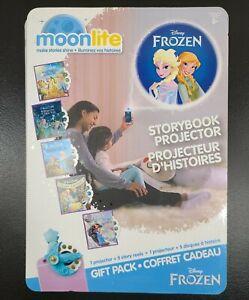 Moonlite Disney Frozen Storybook - Projector Value Pack - Projector & Story Reel