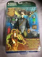 Disney Atlantis The Lost Empire Action Figur Vinny Santorini Bivu - Mattel 29321