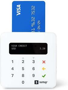 Card Reader Plus accepts contactless and swipe chip payments NEW