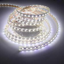 SMD3014 Luces de cinta-tira LED flexible AC220V 60 L/m impermeable (Multicolor)