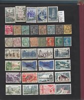 LOT STAMPS FRANCE  USED (L30681)