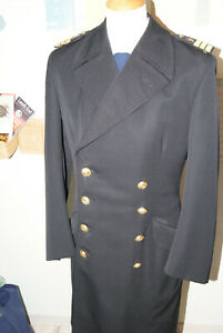 Bundeswehr Uniform Mantel Korvettenkapitän ansehen