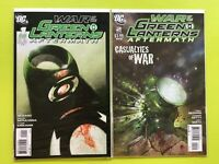 War of the Green Lanterns: Aftermath 1 2 DC NM 9.4