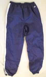 Kansas State Wildcats NCAA Pro Player Athletic Windbreaker pants XL * Nice