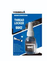 VISBELLA 6642 THREAD LOCKER 10ml MEDIUM STRENGTH BLUE