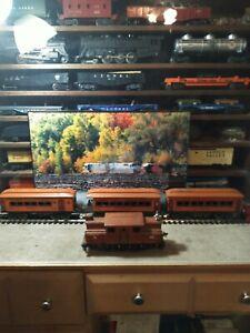 Ives Railways Lines Passenger Train Set