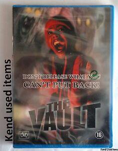 THE VAULT dvd Ned Ondertitels NIEUW SEALED Horror all regions NEW English spoken