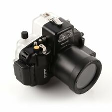 Seafrogs 40M Underwater Camera Diving Housing Case for Nikon D7200 18-55mm