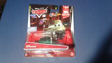"2014 DISNEY PIXAR CARS LOST AND FOUND ""DASH"" BOARDMAN 1:64"