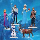 FROZEN ANNA ELSA OLAF 11cm tall FIGURINE FIGURE Playset cake topper
