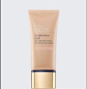 Estee Lauder Double Wear Light Soft Matte Hydra Makeup NIB  1 fl oz Choose Shade