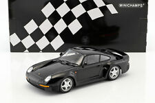 Promo: Porsche 959 Black Of 1987 to the / Of 1/18 Of MINICHAMPS 155066207