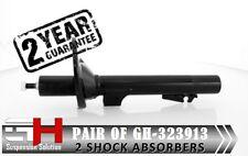 2 NUEVO TRASERO Aceite Amortiguadores para RENAULT SAFRANE / GH -323913