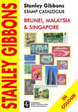 Brunei, Malaysia and Singapore Catalogue (One Country Catalogues)-ExLibrary
